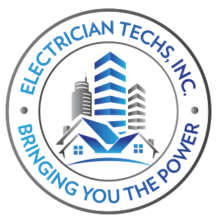 Electrician Tech Logo